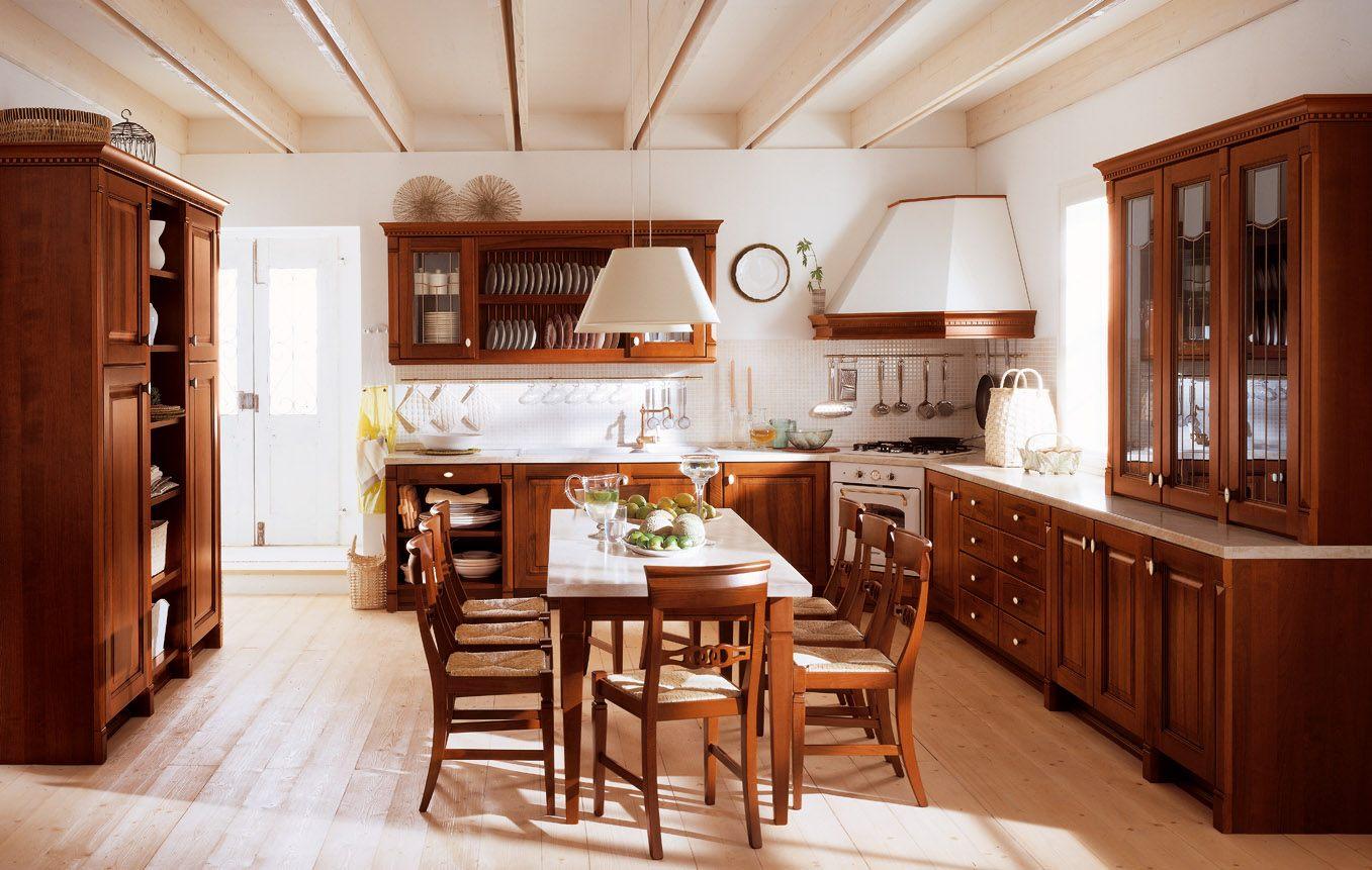 Cozinha rústica :: Fotos e imagens